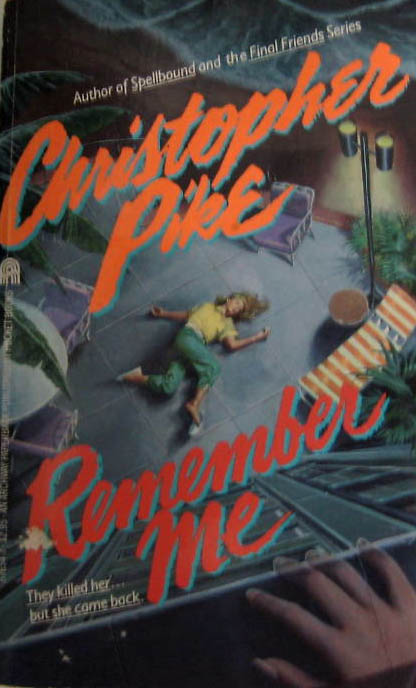 Remember me novel
